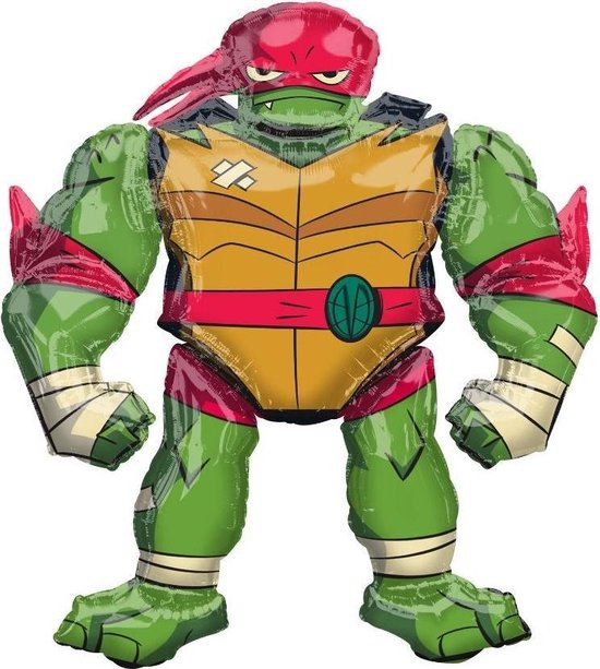 Amscan Folieballon Ninja Turtle Raphael 119 X 137 Cm