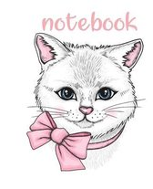 Notebook: lovers or for those who just love a cute and artistic cover design book for notebook