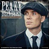 Peaky Blinders 2021 Wall Calendar