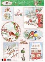 Marianne Design • Decoupage cozy christmas 10 vel