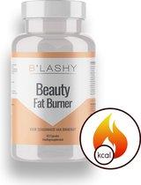 B'LASHY® beauty fat burner afslank pillen - Snel en verantwoord afvallen - Fatburner speciaal voor vrouwen - Afslankpillen - Vetverbrander - 60 Capsules