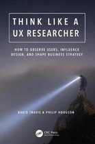Think Like a UX Researcher