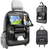 Luxe Autostoel Organizer voor Kinderen - Met Tablethouder - Met uitklapbare Laptopsteun - Opbergsysteem