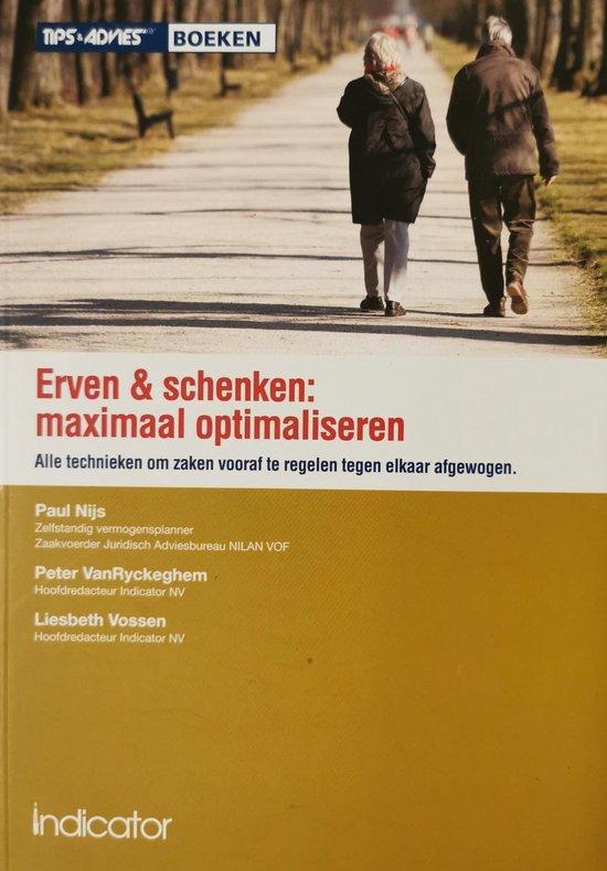Erven & schenken - Peter vanryckeghem |