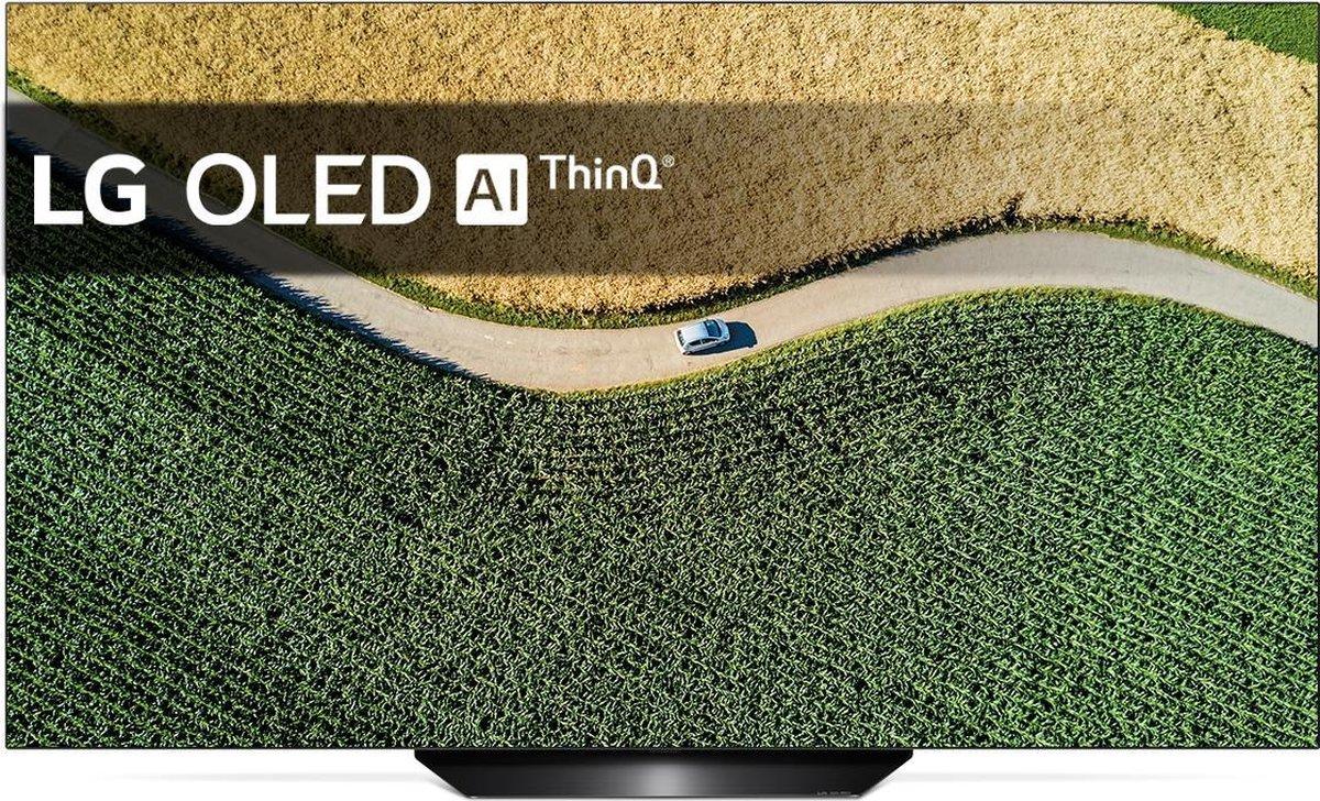 LG OLED65B9PLA – 4K OLED TV