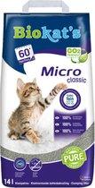 Biokat's Kattenbakvulling Micro Classic 14 L