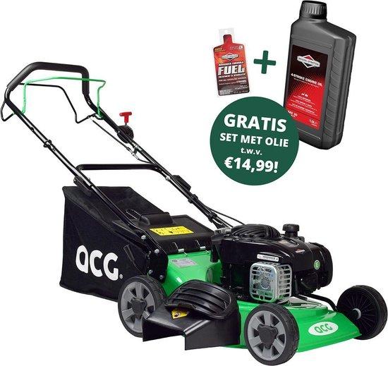 Benzine grasmaaier ACG46-BASIC | Zelfrijdend | 46 cm | 140 cc B&S motor