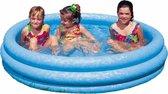 Intex Opblaasbaar Zwembad Crystal - 3 Rings - 147