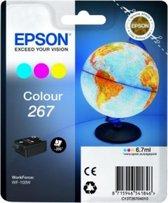 Epson - C13T26704010 - 267 - Inktcartridge color