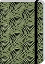 Wachtwoord notitieboekje - Green