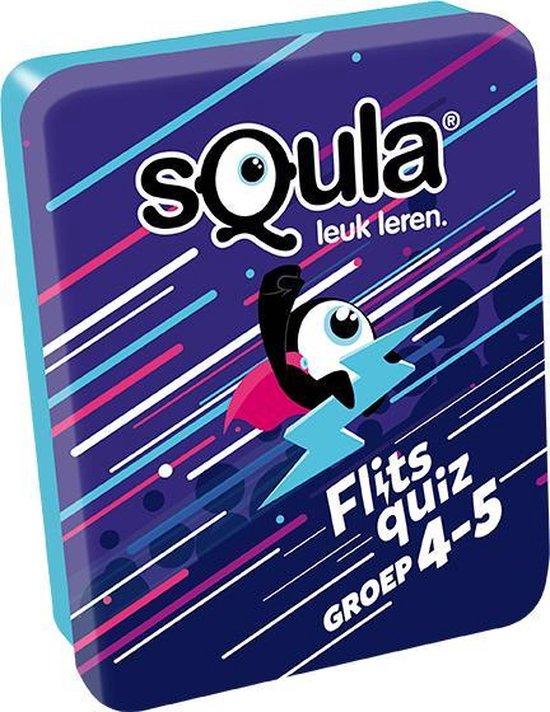 Afbeelding van het spel sQula flitsquiz groep 4 en 5