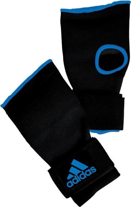 adidas Binnenhandschoenen Met Voering Zwart/Blauw Small - adidas