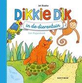 Dikkie Dik  -   Dikkie Dik in de dierentuin