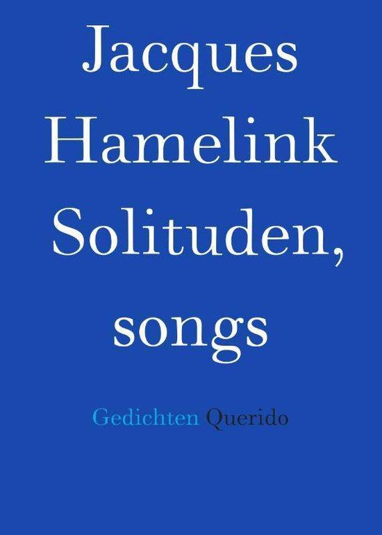 Solituden, songs - Jacques Hamelink |