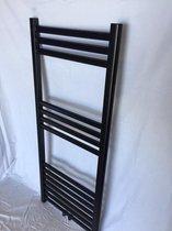 badkamer radiator zwart H140xB60 898Watt