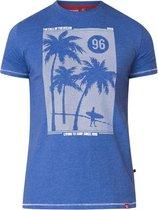 D555 X Heren T-shirt EU110