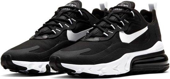 Nike Air Max 270 React Sneakers - Maat 40 - Vrouwen - zwart/wit