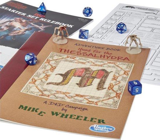 Thumbnail van een extra afbeelding van het spel Stranger Things Dungeons N Dragons - Bordspel