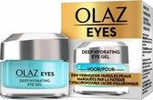 Olay Eyes Intens Hydraterende Oogcontourgel Voor Vermoeide, Droge Huid 15ml