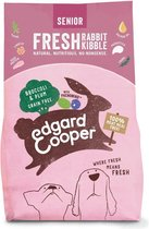 EDGARD COOPER - Vers konijn met pruimen & broccoli 2,5 KG SENIOR