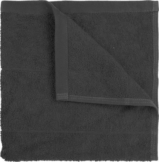 The One Set Donker grijs - 10 keukendoeken 50x50cm