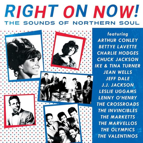 Right On Now! - The Sounds Of Northern Soul