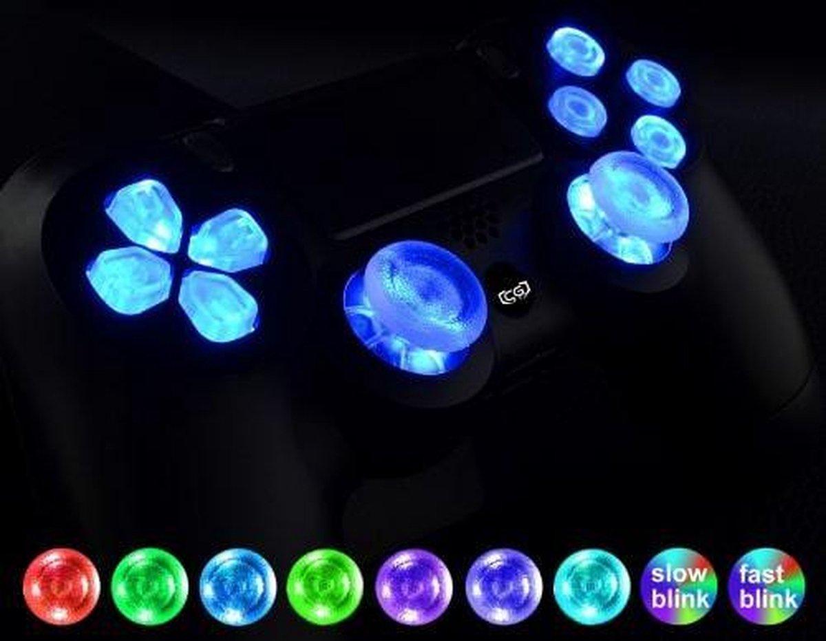 Standard Power Led – Custom PlayStation PS4 Wireless Dualshock 4 V2   Clever Gaming