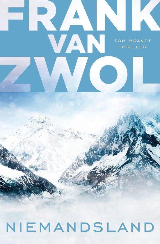 Tom Brandt 2 - Niemandsland - Frank van Zwol |