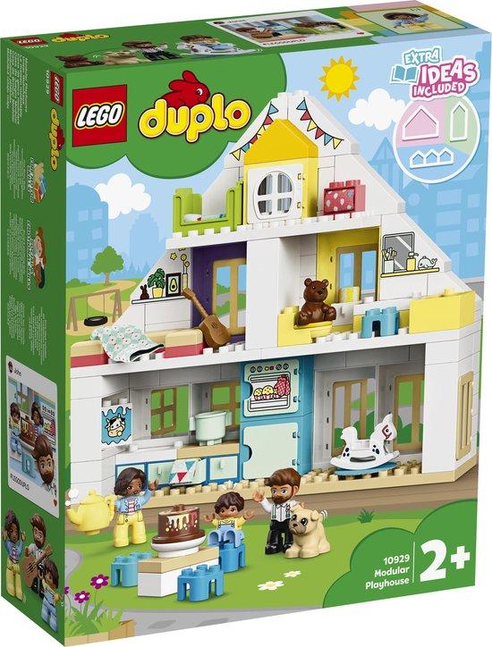 Afbeelding van LEGO DUPLO Modulair Speelhuis - 10929 speelgoed