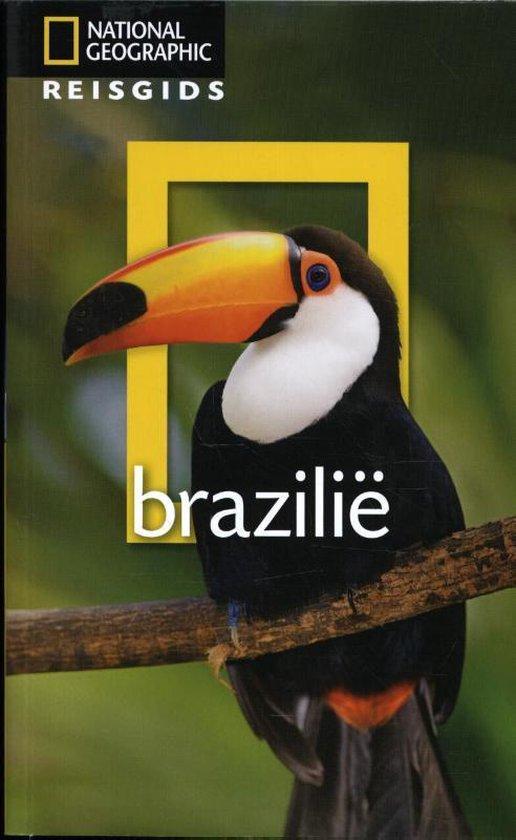 National Geographic Reisgids - Brazilië - National Geographic Reisgids |