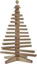 Cosy&Trendy Moderne houten kerstboom - Ø 58 x 88 cm