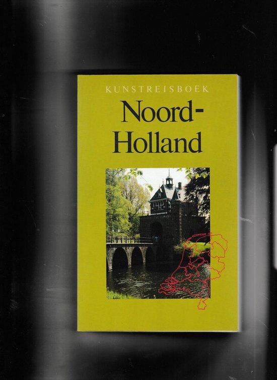 Kunstreisboek noord holland - Monty Don |