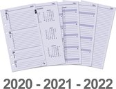 Kalpa 6217-20-21-22 Personal-Standaard organizer week agenda NL 2020 - 2021 - 2022
