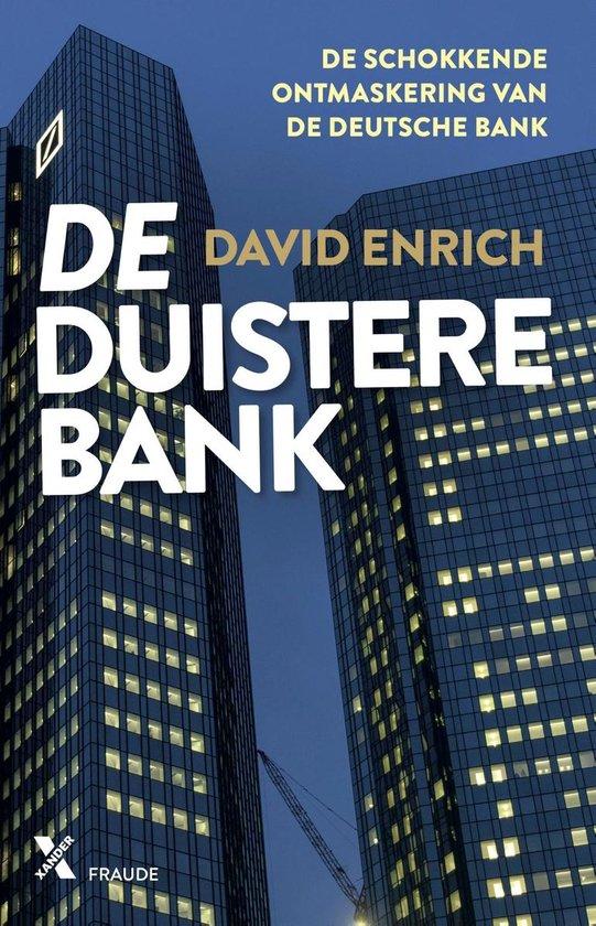 De duistere bank - David Enrich |