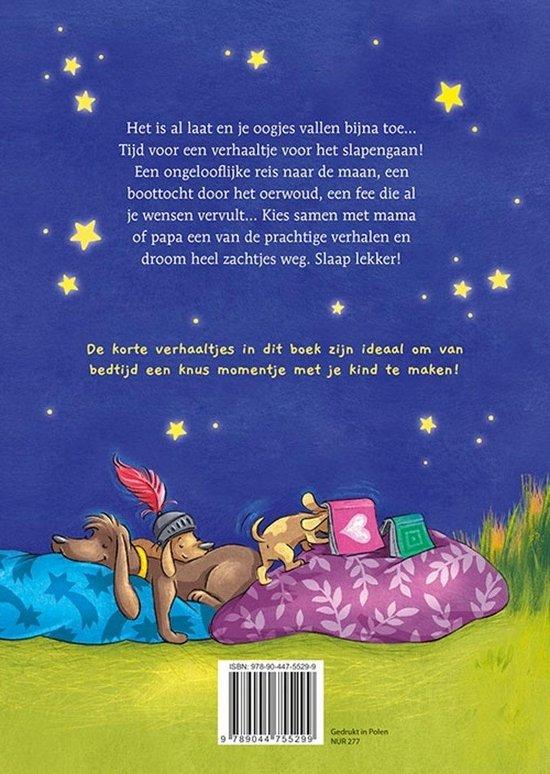 De allermooiste 3-minuutverhaaltjes voor het slapengaan