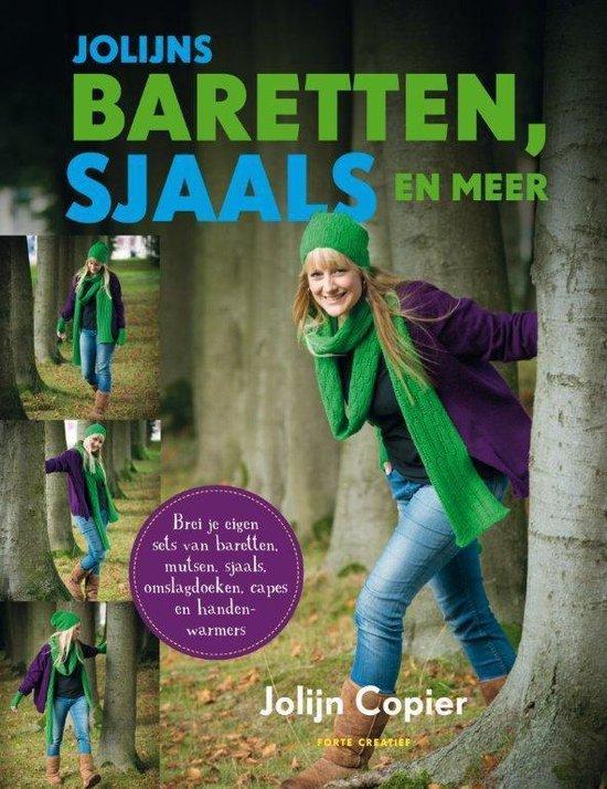 Jolijns Baretten, sjaals en meer - Jolijn Copier |