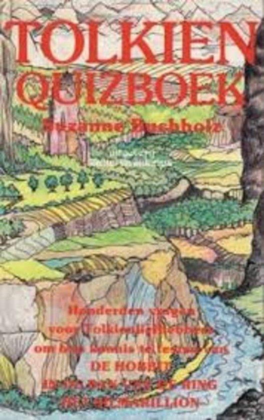 TOLKIEN QUIZBOEK - Suzanne Bucholz |