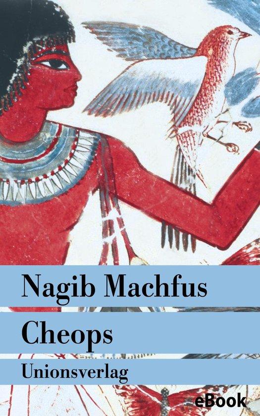 Boek cover Cheops van Nagib Machfus (Onbekend)