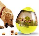 Mister Mill Voerbal Kat/Hond - Snackbal Kat/Hond - Speelbal Hond/Kat - Groen