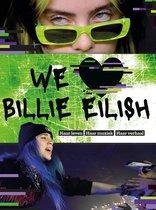 Boek cover We love Billie Eilish van  (Hardcover)