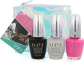 O.P.I Cadeauset Infinite Shine Neon Collection Positive Vibes Only
