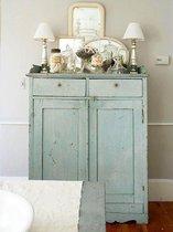 Krijtverf- Dusty Green- Furniture & Wall paint -Jeanne d'arc Vintage Paint -700 ML