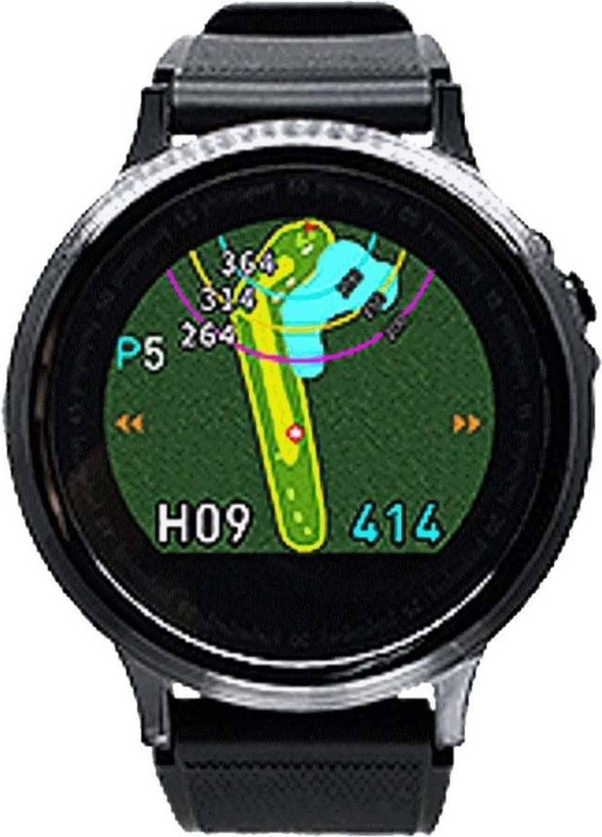 Afbeelding van product De Max  GolfBuddy WTX+ Golf GPS smart Watch