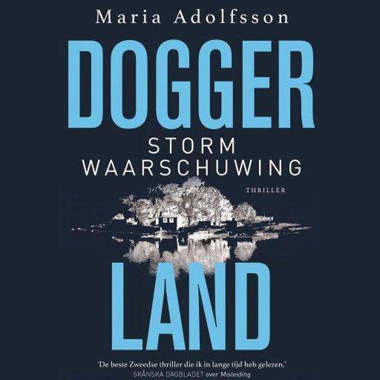 Doggerland 2 - Stormwaarschuwing - Maria Adolfsson  