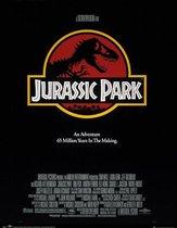 Jurassic Park  dinosauriërs Steven Spielberg film poster 61x91.5cm.