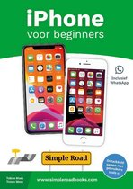 Het iPhone boek voor Beginners – In kleur – Simple Road