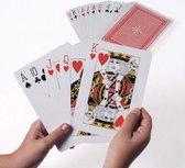 Luxe Speelkaarten - 2 stuks in handige opbergdoos - poker kaarten - 2 STUKS - kaartspel