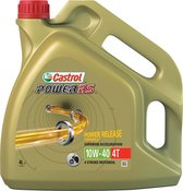 Castrol Power RS 10w40 - Motorolie - 4L