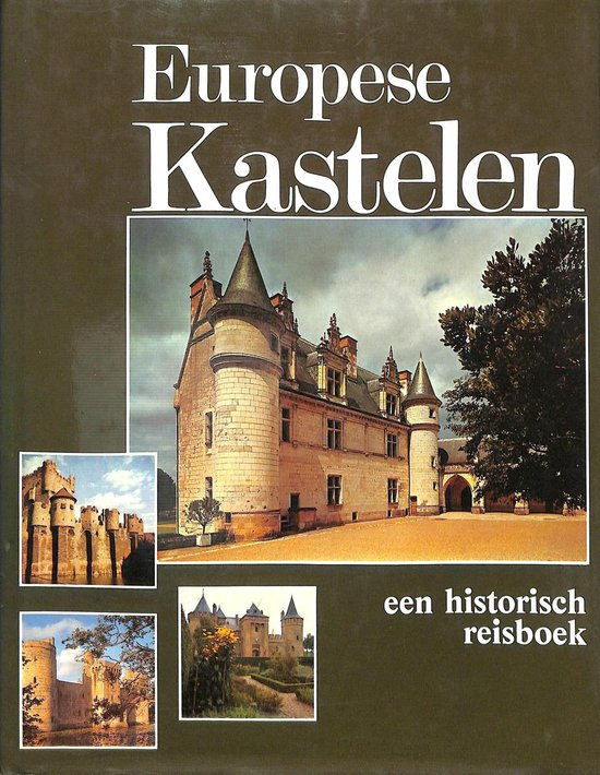Europese kastelen - R.A. Brown pdf epub