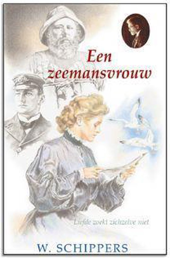 Schippersserie 3 - Een zeemansvrouw - Willem Schippers |